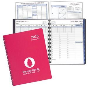 Time Management Planner w/ Twilight Cover